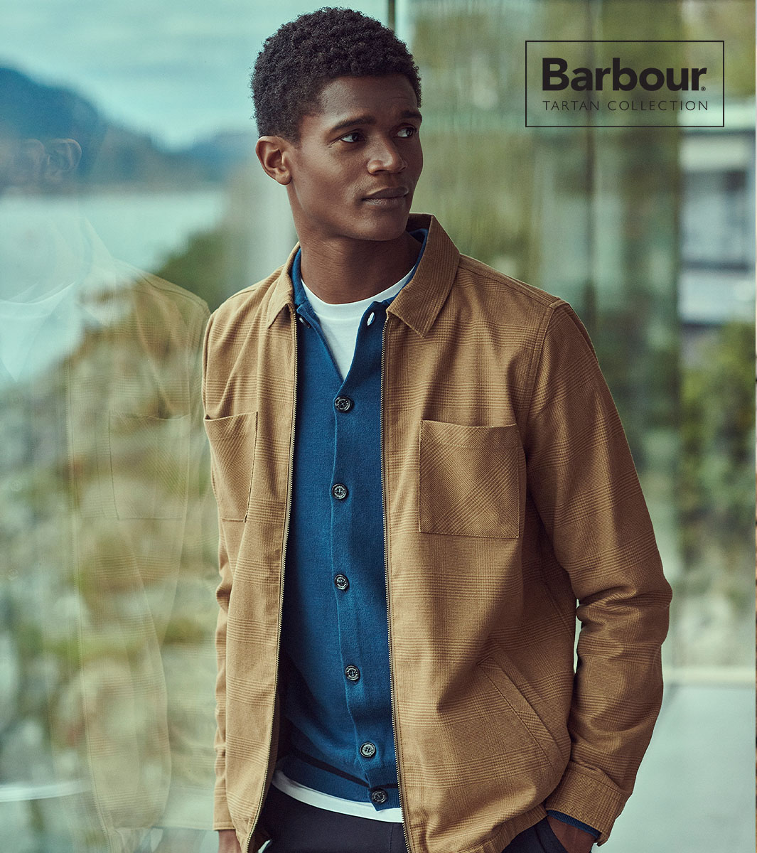 Barbour Men`s Tartan Collection