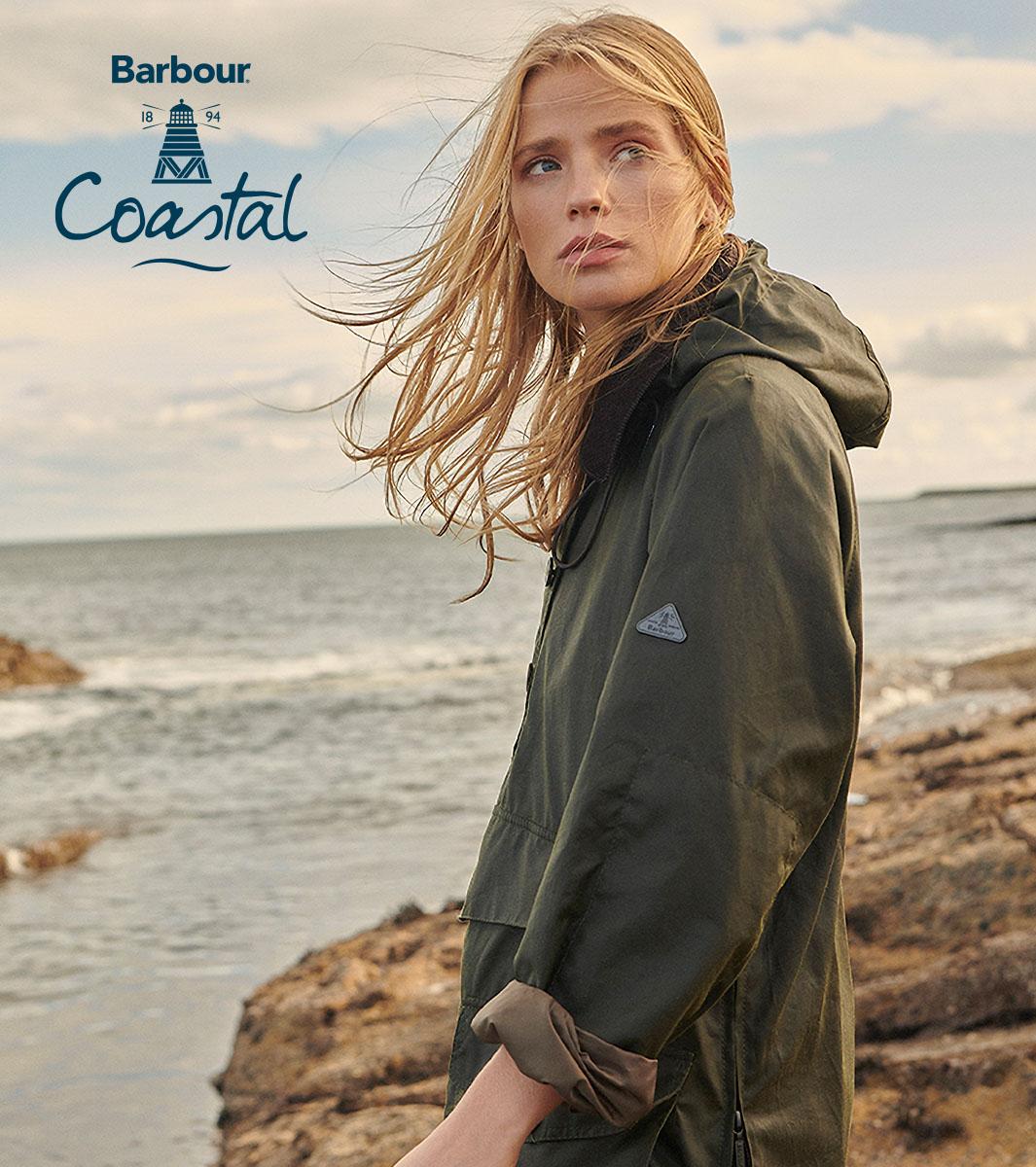 Barbour Women`s Coastal Collection