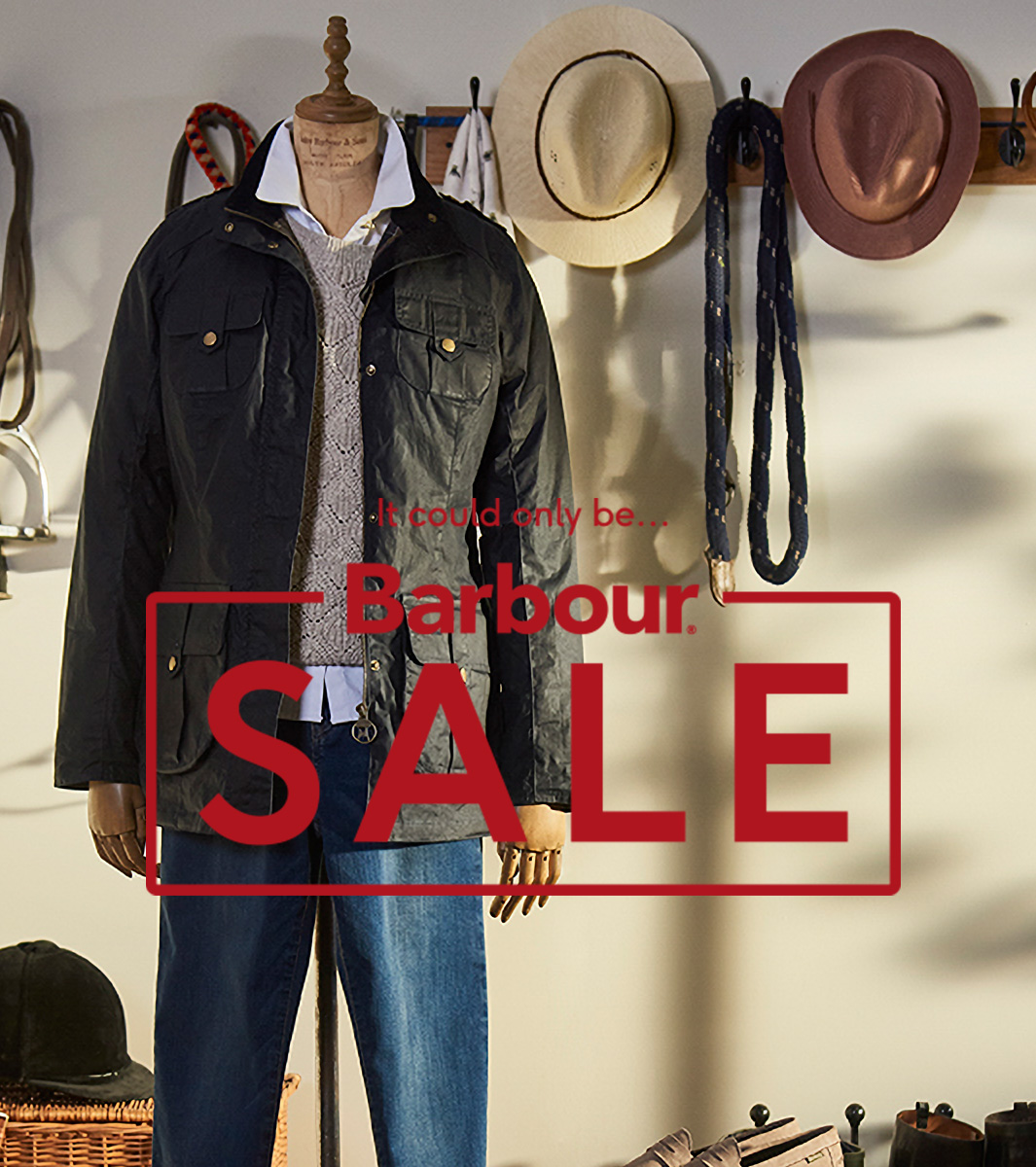 Barbour Women Sale